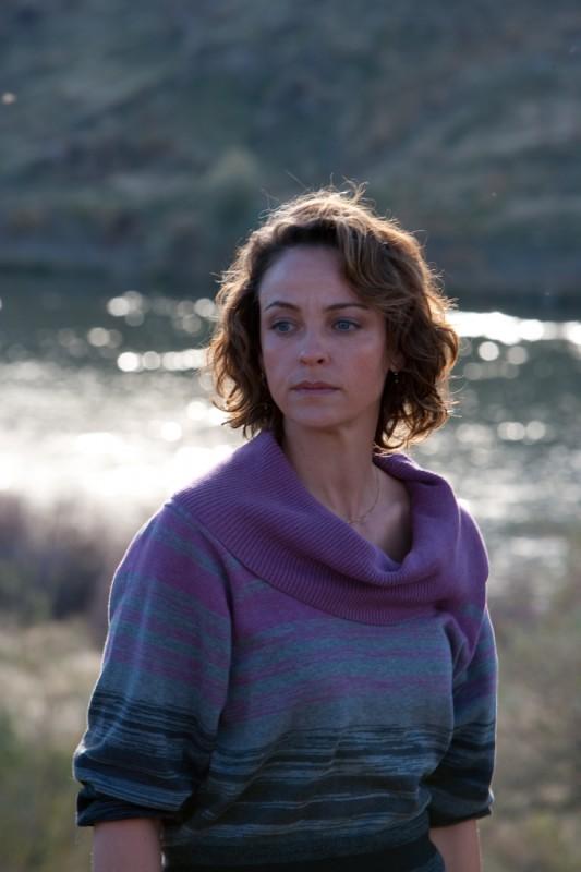 Magic Valley: Alison Elliott in una scena del film