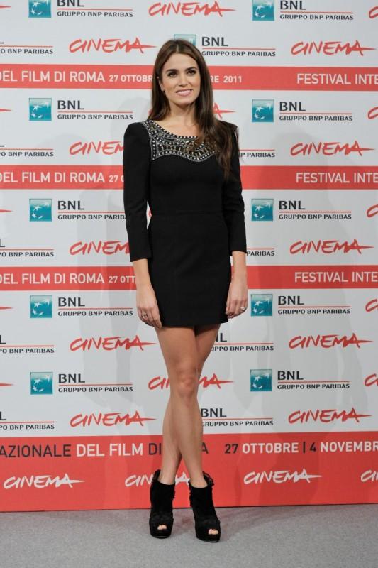 Nikki Reed ospite del Roma Film Festival con The Twilight Saga: Breaking Dawn - Parte 1