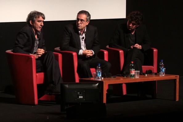 Riccardo Scamarcio e Sergio Rubini: il loro incontro a Roma 2011