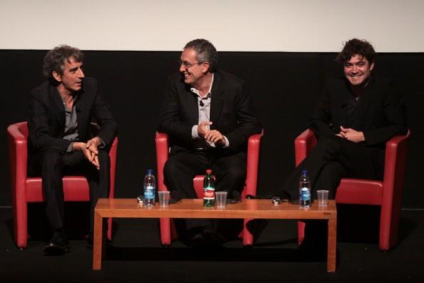 Riccardo Scamarcio e Sergio Rubini in duetto a Roma 2011