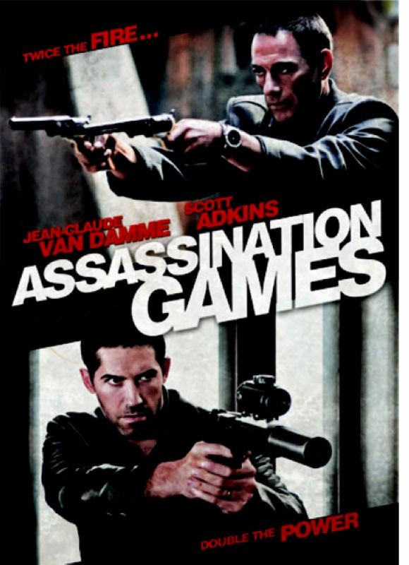 Assassination Games: la locandina del film