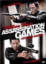 La copertina di Assassination Games (dvd)