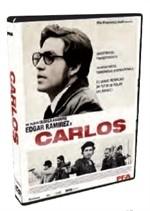 La copertina di Carlos (dvd)