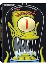 La copertina di I Simpson - Stagione 14 (dvd)