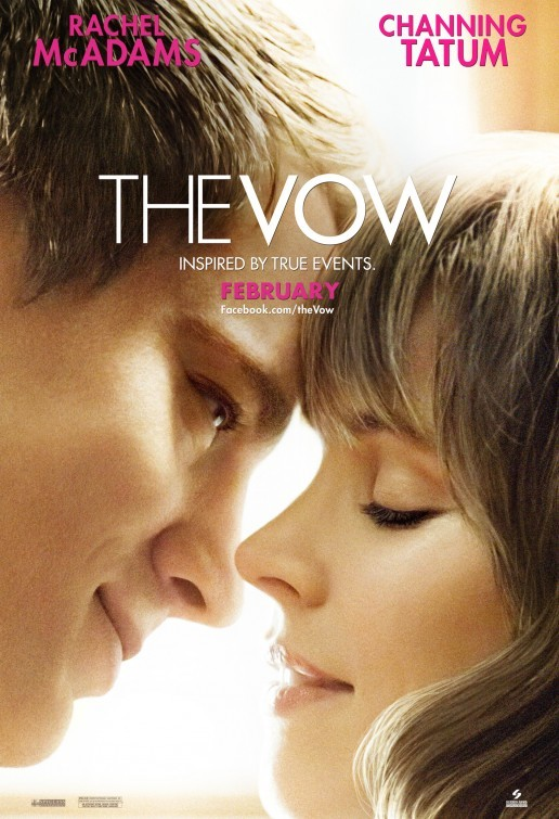 The Vow: nuovo poster USA