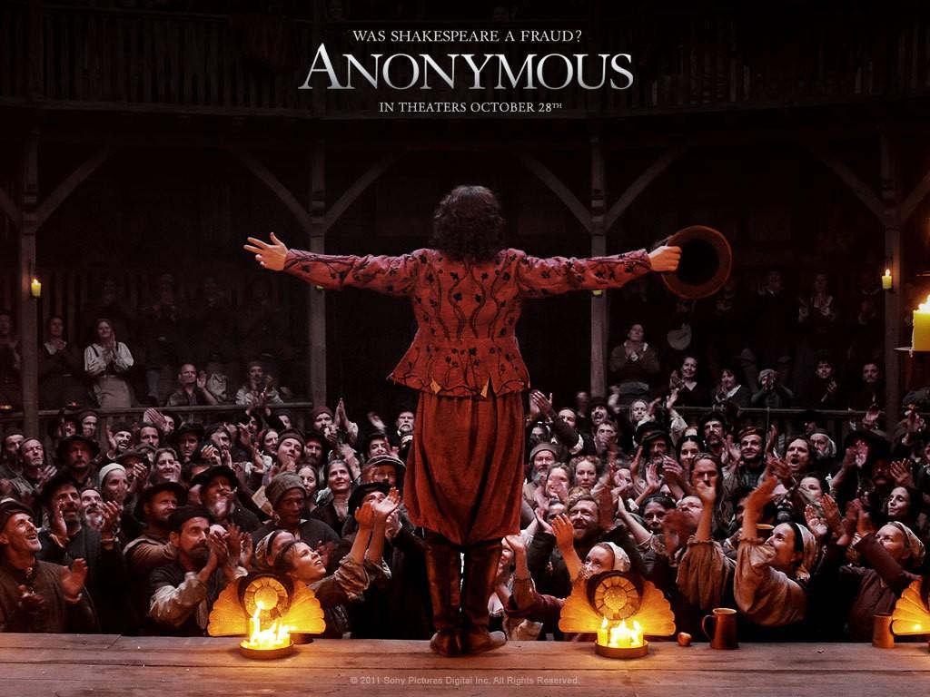 Anonymous, Rafe Spell in un wallpaper del film