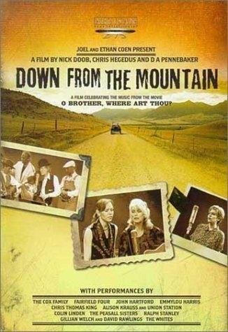 Down from the Mountain: la locandina del film