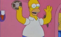 Homer in una scena dell'episodio L'inventore di Springfield de I Simpson