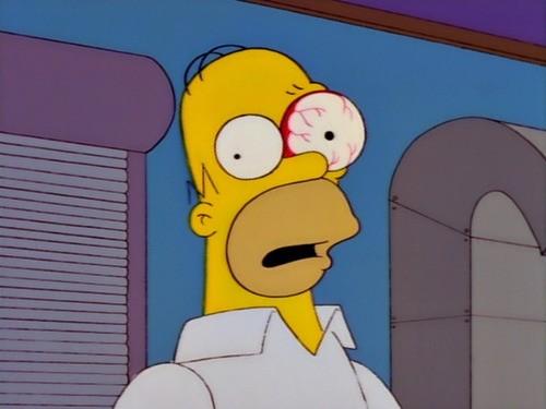 I Simpson: una immagine dell'episodio Tanto va Homer al lardo che...