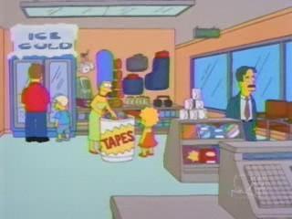 I Simpson: una sequenza dell'episodio Viva Ned Flanders