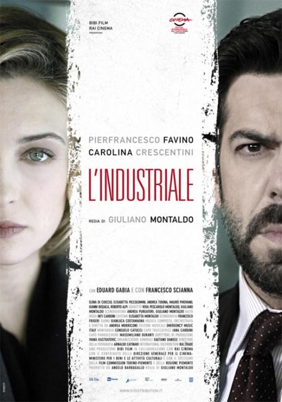 L'industriale: la locandina del film
