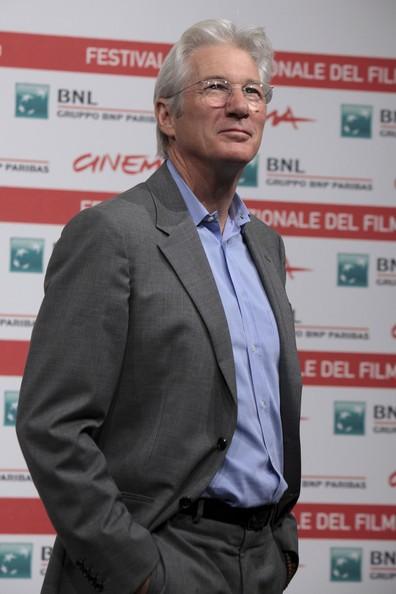 Richard Gere a Roma 2011