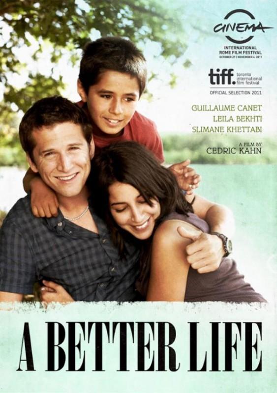 Une vie meilleure: la locandina del film