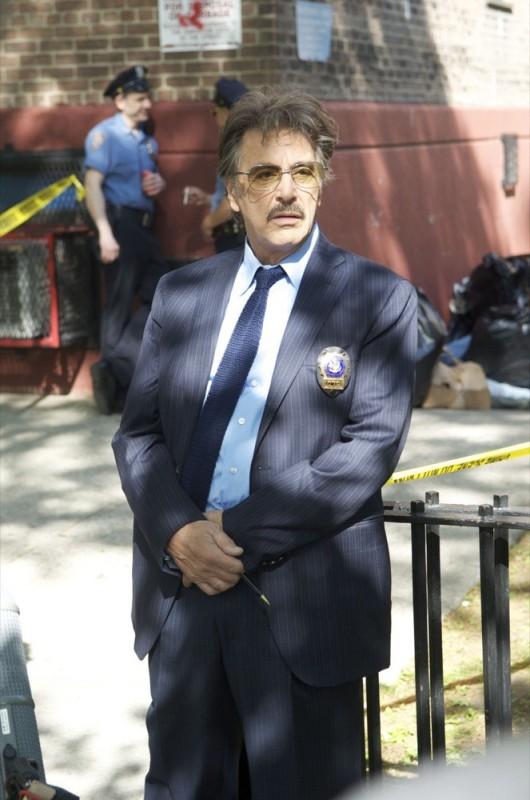 Al Pacino nel cop drama The Son of No One