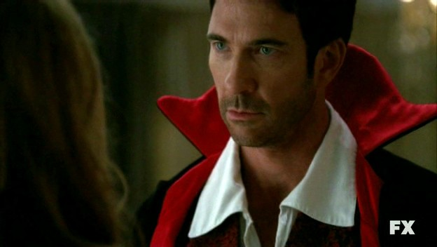 American Horror Story: Dylan McDermott nell'episodio Halloween - part 1 (stagione 1)