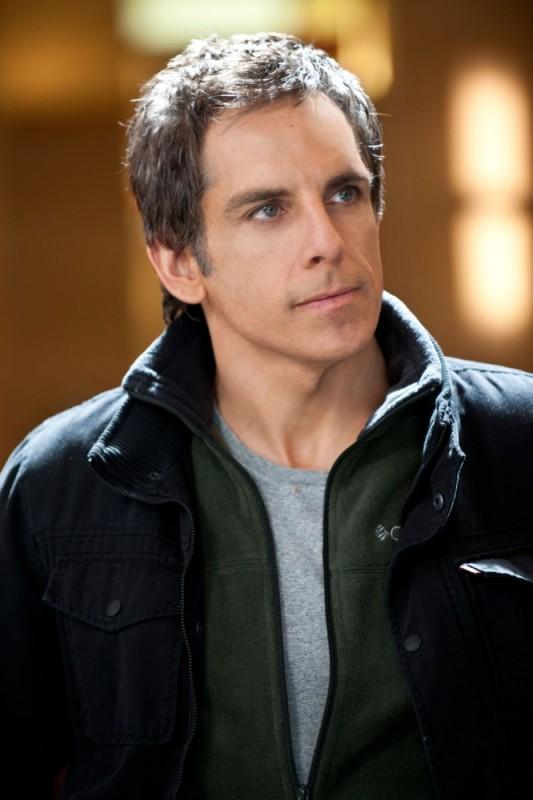 Ben Stiller nei panni di Josh Kovacs in una scena di Tower Heist: Colpo ad alto livello