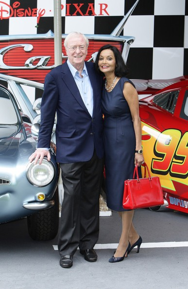 Cars 2: Sir Michael Caine alla premiere londinese