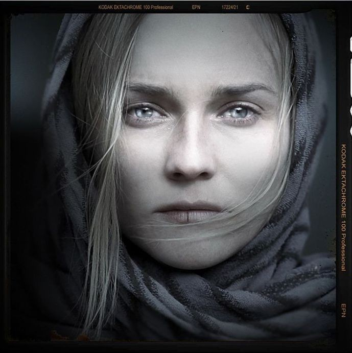 Diane Kruger in Special Forces: un'immagine promozionale