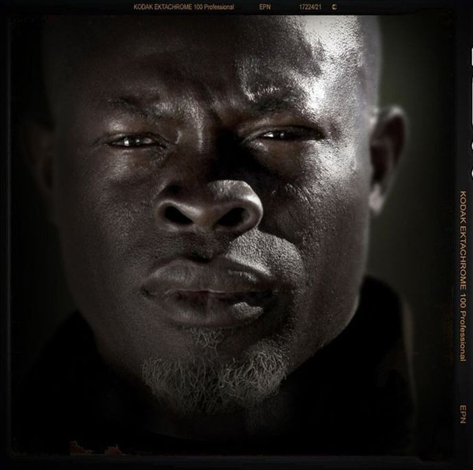 Djimon Hounsou in Special Forces: un'immagine promozionale