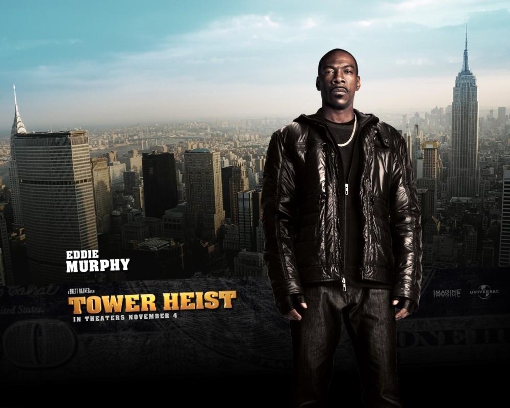 Eddie Murphy in uno dei character wallpaper del film Tower Heist: Colpo ad alto livello