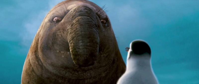 Happy Feet 2 in 3D: una bella immagine tratta dal film