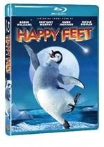La copertina di Happy Feet (blu-ray)