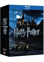 La copertina di Harry Potter - Anni 1-7.2 (blu-ray)