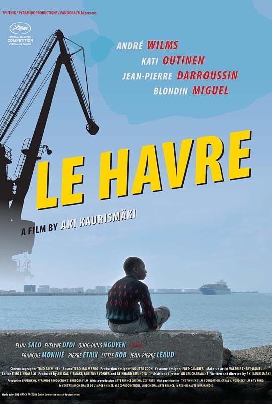 La locandina internazionale di Miracolo a Le Havre