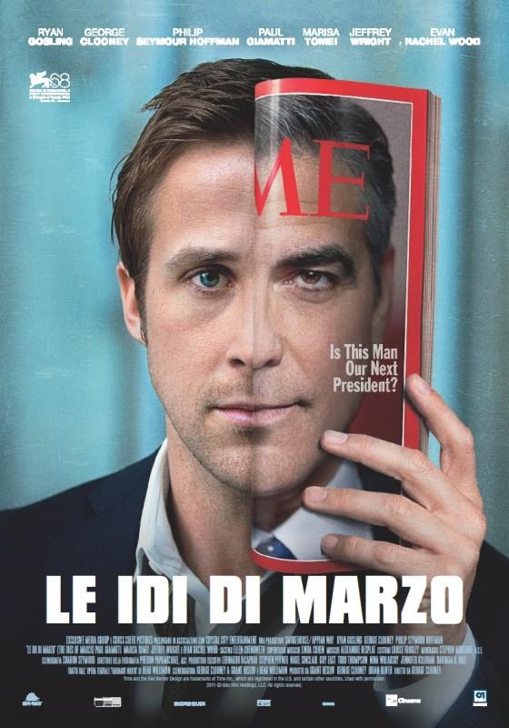 Le idi di marzo: una locandina italiana del film