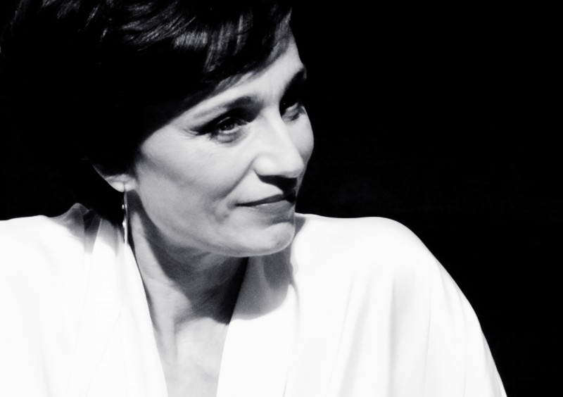 The Woman in the Fifth: Kristin Scott Thomas presenta il film a Roma 2011