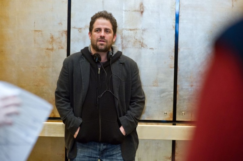 Tower Heist: Colpo ad alto livello, il regista Brett Ratner sul set del film
