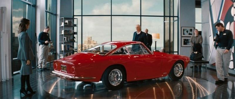 Tower Heist: Colpo ad alto livello, la Ferrari 250 del 1963 protagonista del film