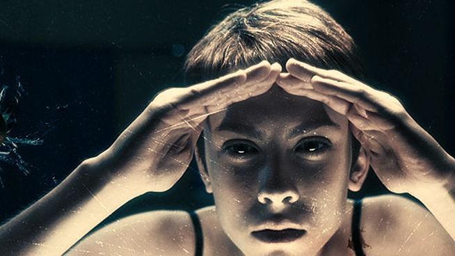 Verbo (2011) Alba Garcia in una scena