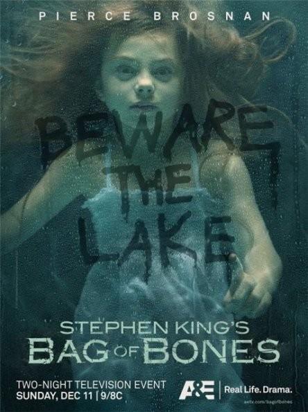 Bag of Bones: la locandina del film