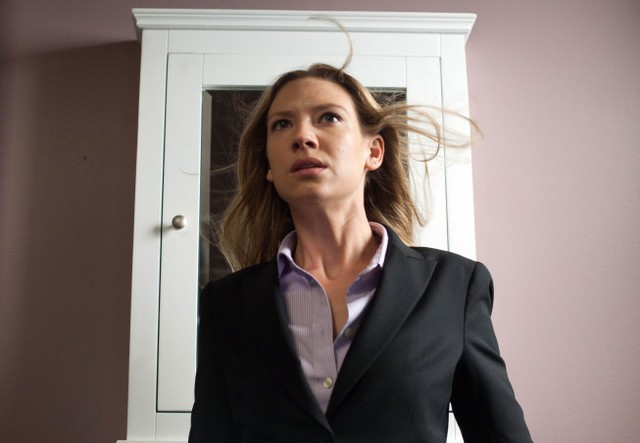 Fringe: Anna Torv in una scena dell'episodio Subject 9