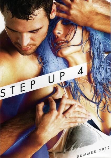 Step Up 4Ever 3D: ecco il primo promo poster