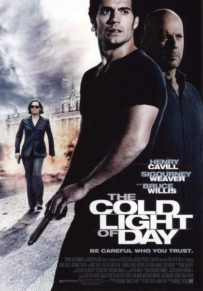 The Cold Light of Day: ecco il primo poster