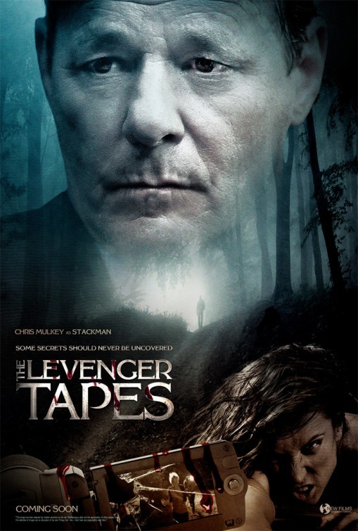 The Levenger Tapes: Character Poster per Chris Mulkey/Stackman