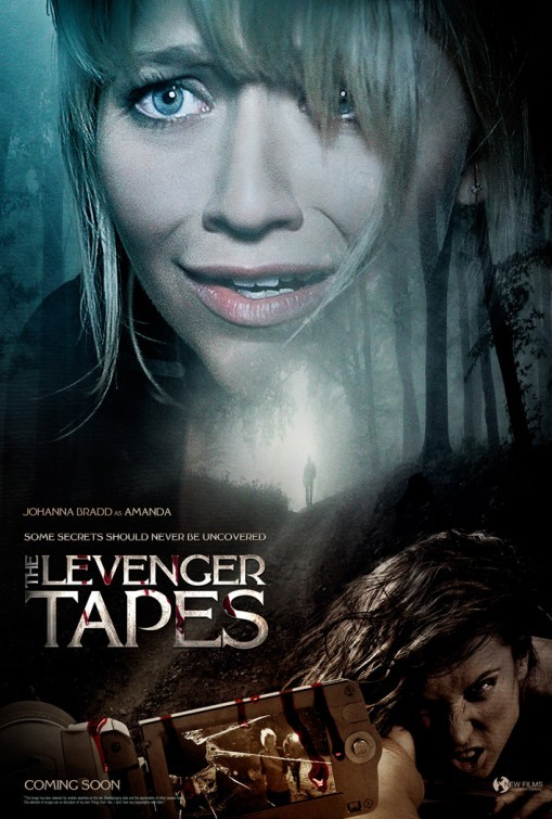 The Levenger Tapes: Character Poster per Johanna Braddy/Amanda