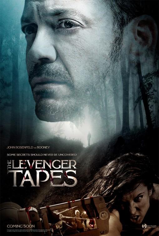 The Levenger Tapes: Character Poster per John Rosenfeld/Rooney
