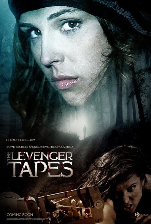 The Levenger Tapes: Character Poster per Lili Mirojnick/Kim