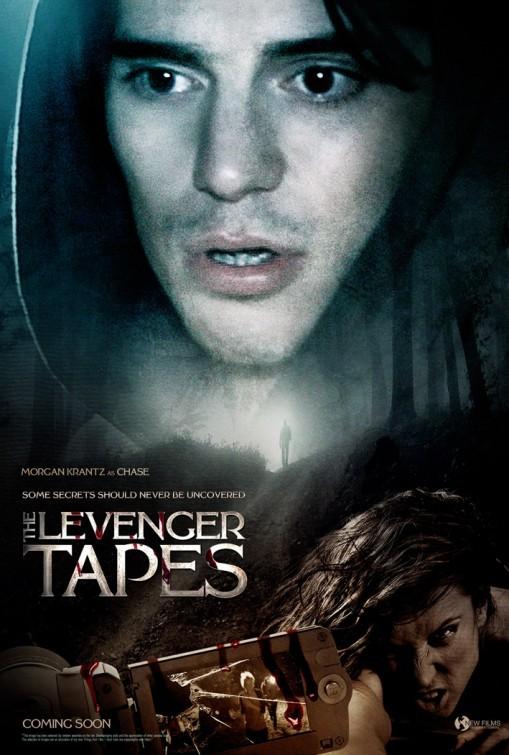The Levenger Tapes: Character Poster per Morgan Krantz/Chase