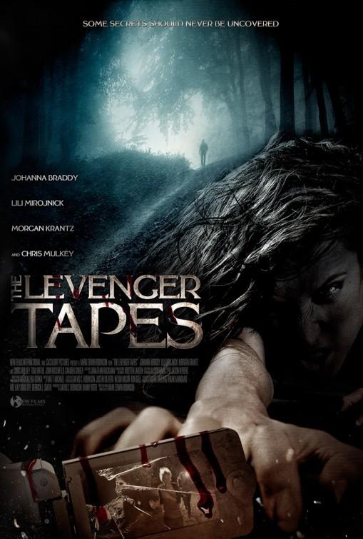 The Levenger Tapes: la locandina del film