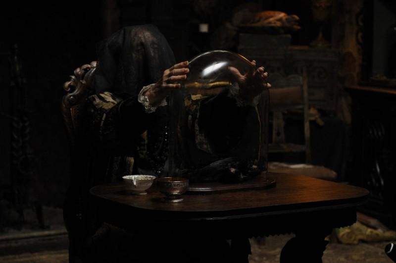 Una terrificante scena tratta dal thriller 1921 - Il mistero di Rookford