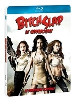 La copertina di Bitch Slap - Le superdotate (blu-ray)