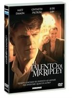 La copertina di Il talento di Mr. Ripley (dvd)
