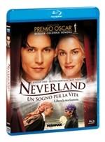 La copertina di Neverland - Un sogno per la vita (blu-ray)