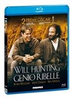 La copertina di Will Hunting - Genio ribelle (blu-ray)