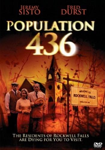 436 - La profezia: la locandina del film