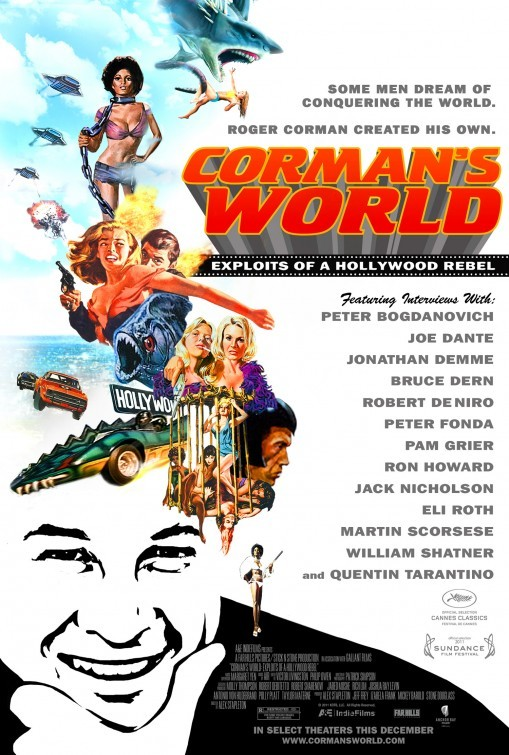 Corman's World: Exploits of a Hollywood Rebel: nuovo poster